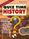 Quiz Time History (eBook)
